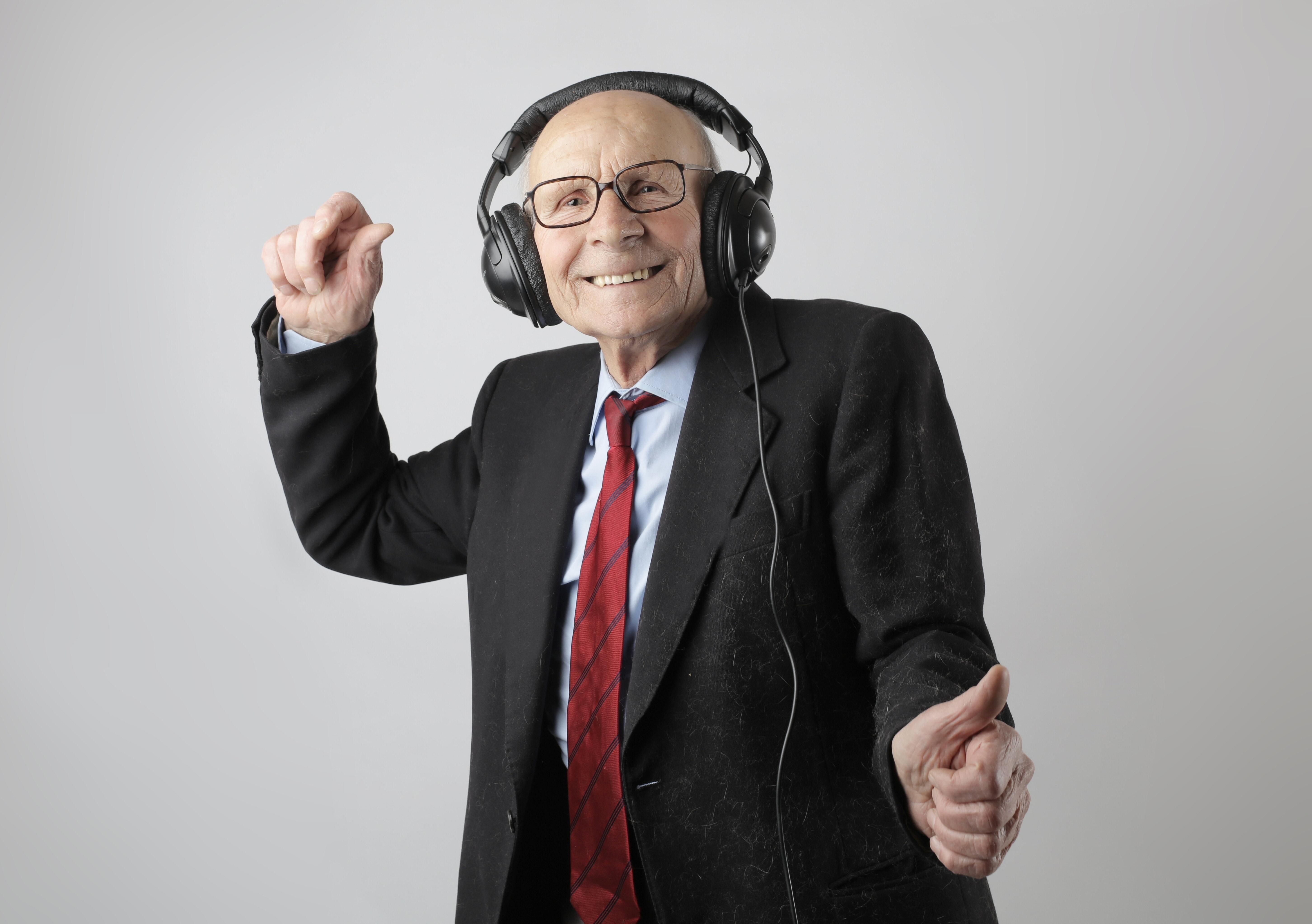 Musiktherapie mit Senioren