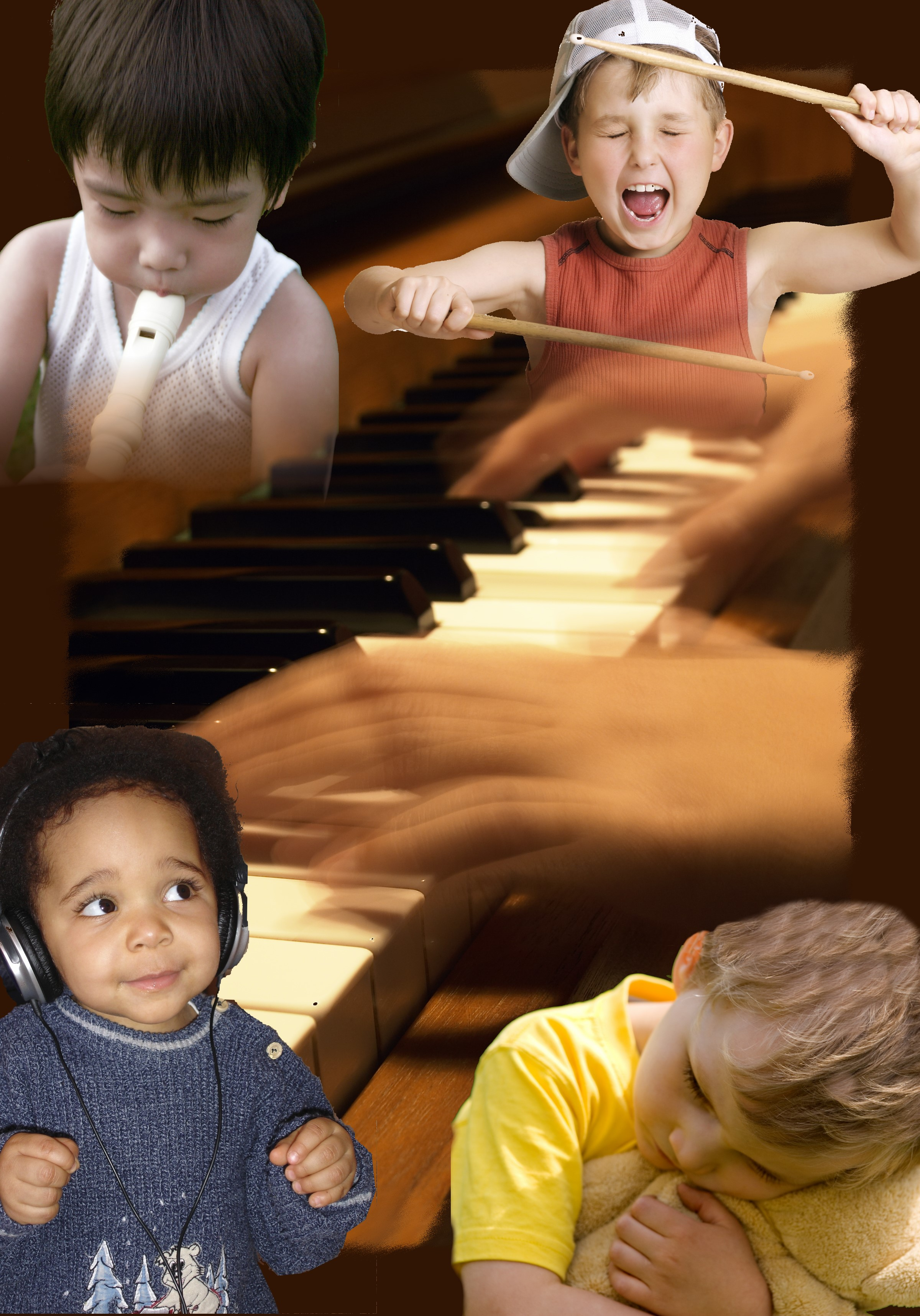 Kindermusiktherapie