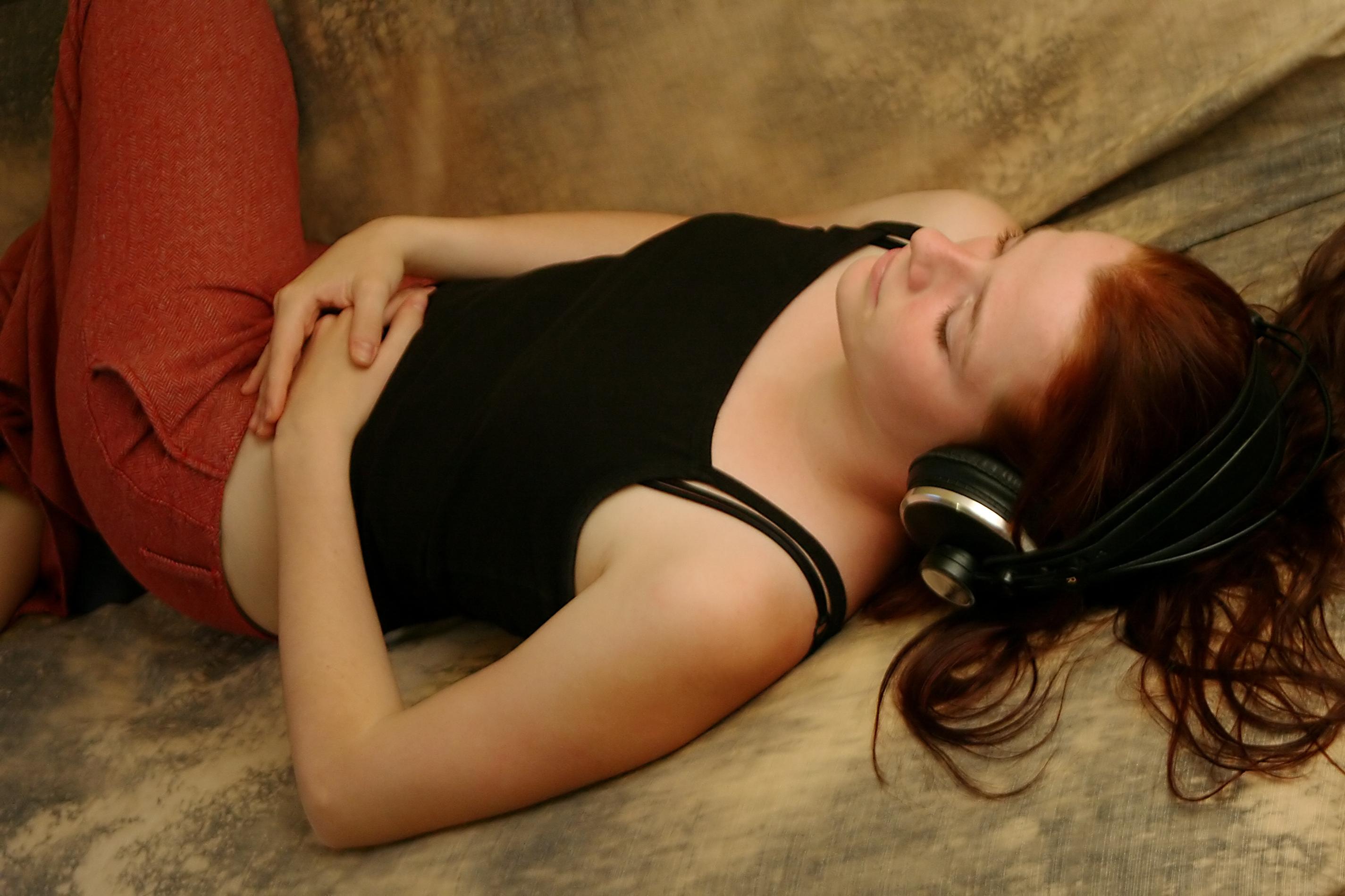 Rezeptive (passive) Musiktherapie