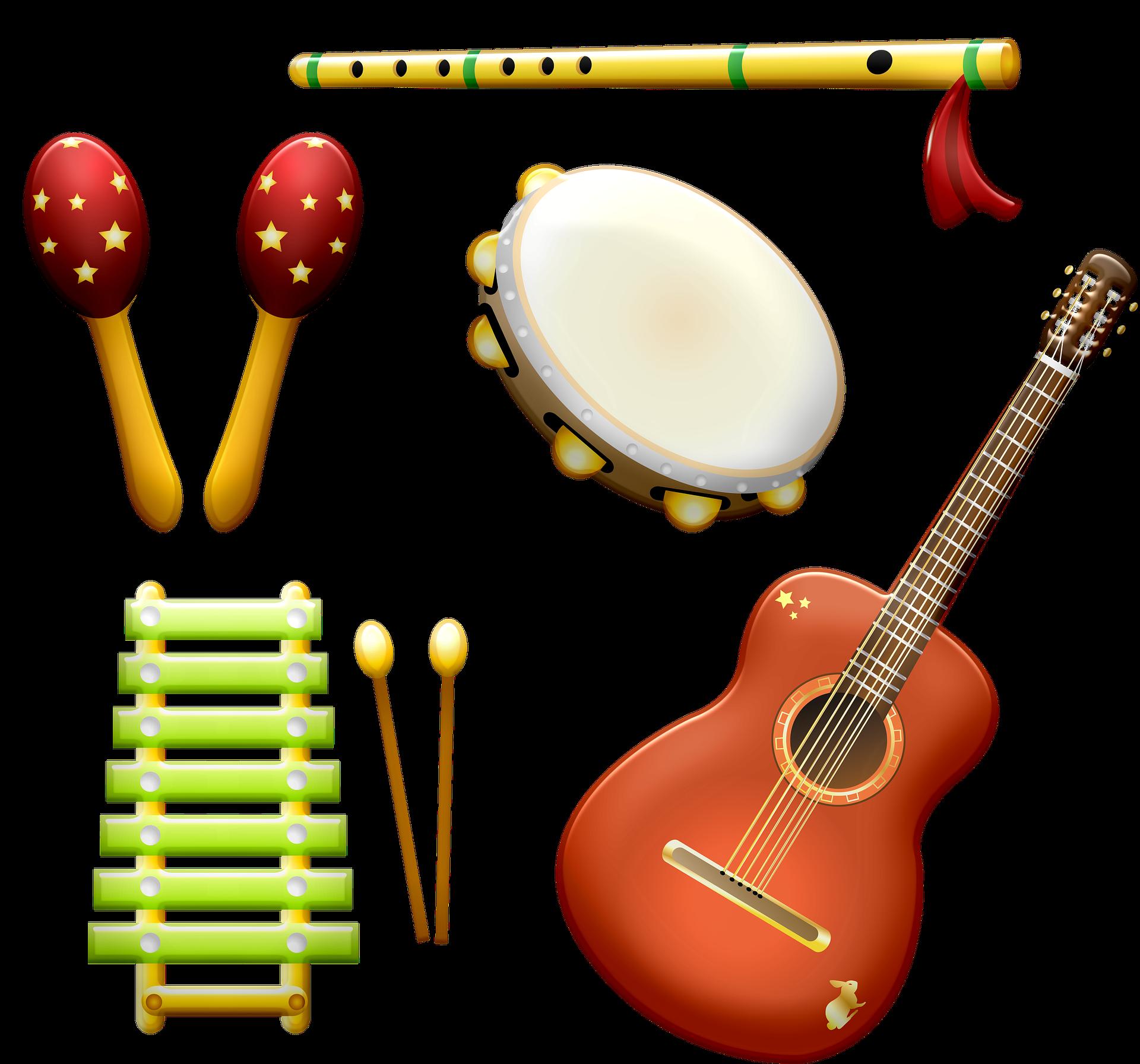 Tools für die Kindermusiktherapie